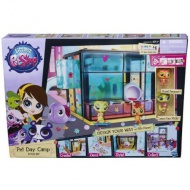 Littlest Pet Shop: Denný klub set - Hasbro