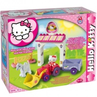 Unico: Stavebnica Hello Kitty Mini farma 18ks