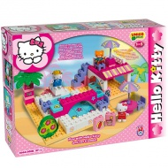 Unico: Stavebnica Hello Kitty Kúpalisko 89ks