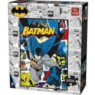 Batman 1000 ks Comic puzzle