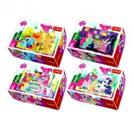 My Little Pony mini puzzle 54dielikov