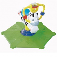 Fisher-Price: Hip-Hop zebra - Mattel