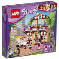 LEGO® Friends: Pizzéria v mestečku Heartlake (41311)