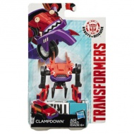 Transformers: Robots In Disguise Legion Class Clampdown robot - Hasbro