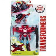 Transformers - Robots In Disguise: Warrior Class Windblade figúra